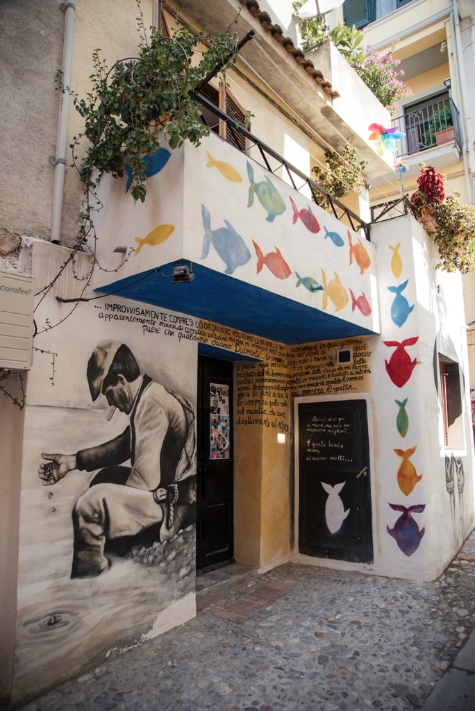 """""""Murales 40 – Diamante, Capitale italiana dell'Arte urbana"""": svelate quattro nuove opere"""