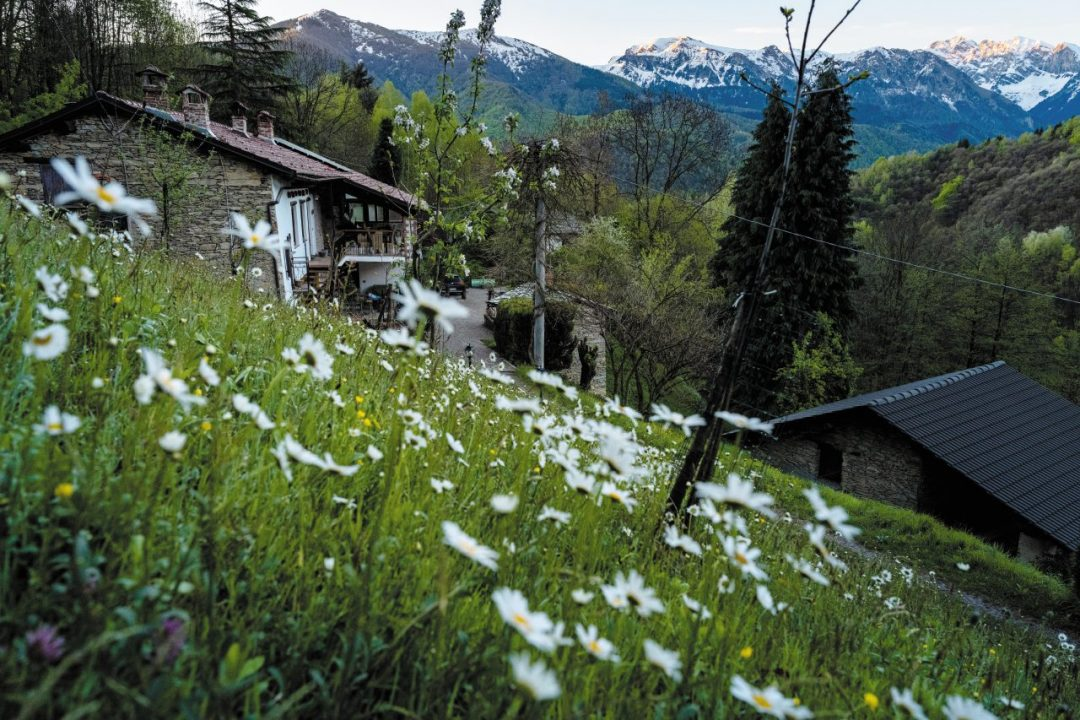 Cambio vita: alla ricerca della felicità in Valle Pesio