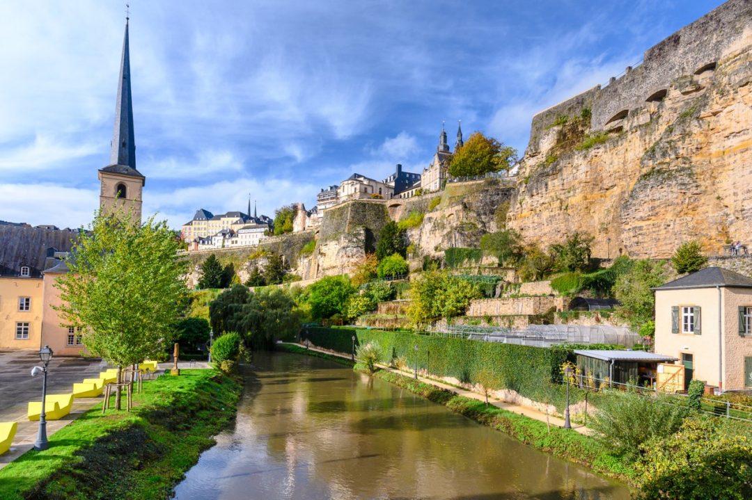 Lussemburgo città