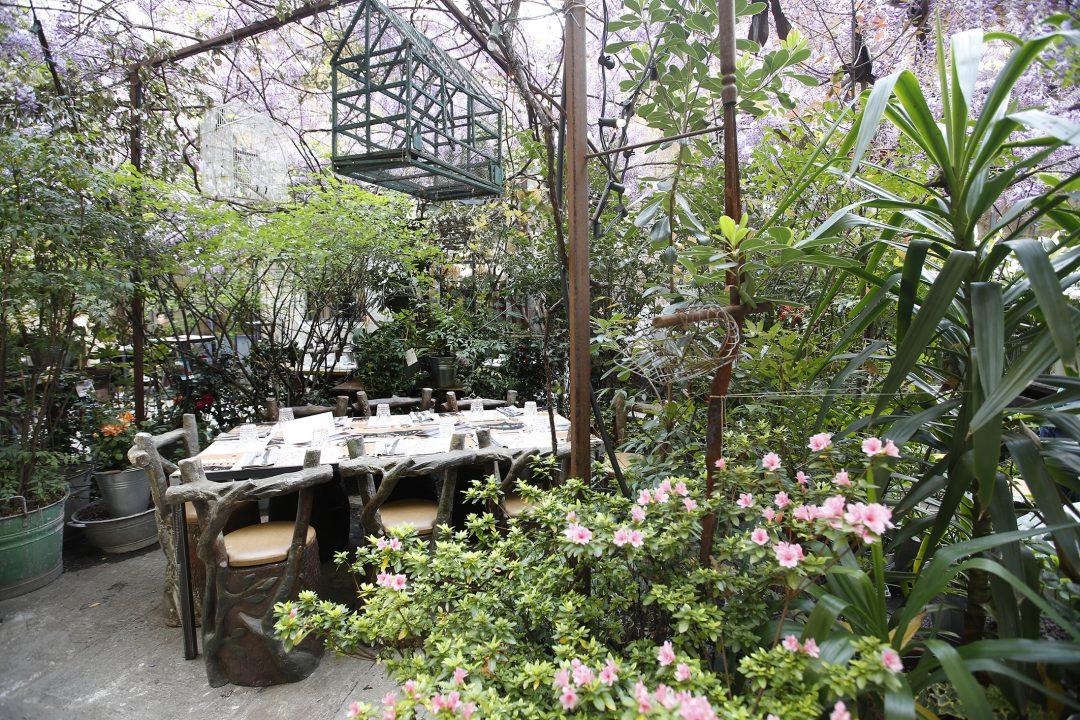Nonostante Marras - Temporary Bistrot & Restaurant Famiglia Rana
