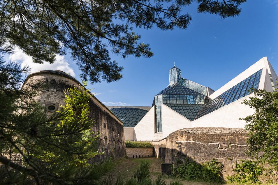 Mudam, museo di arte moderna e contemporanea