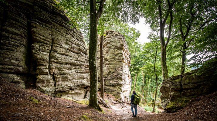 Foto Hiking in Lussemburgo, tra natura e storia