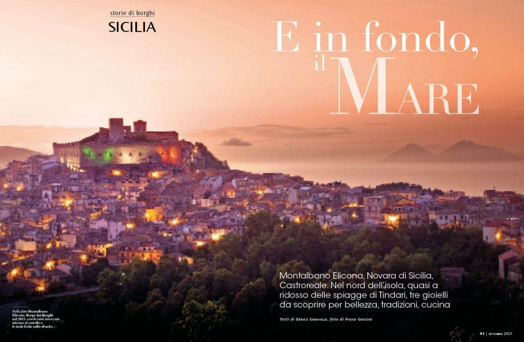 SICILIA - STORIE DI BORGHI