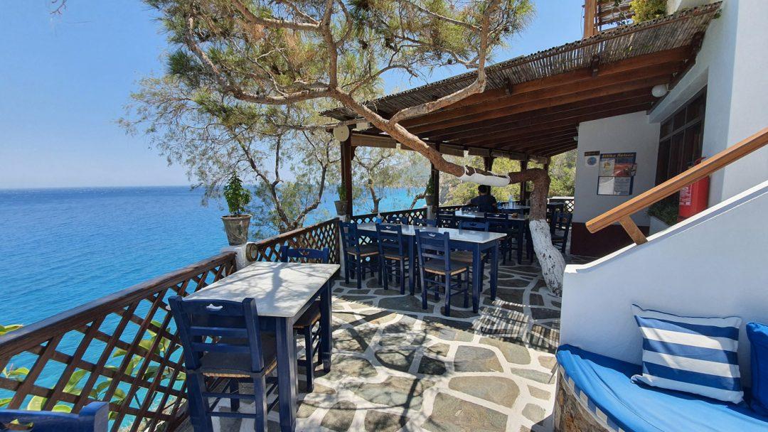 Dove mangiare a Kyra Panagia