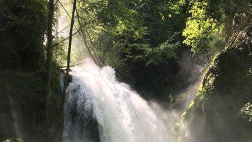 valnerina itinerari tra cascate e borghi