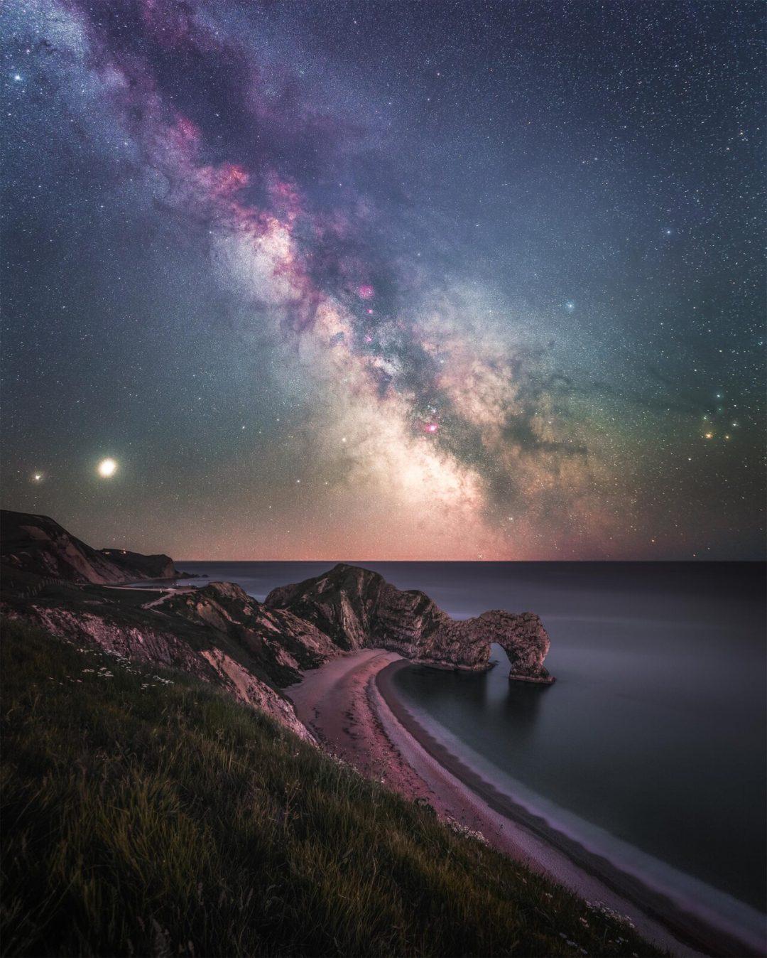 La bellezza dell'universo in una foto: i finalisti dell'Astronomy Photographer of the Year 2021