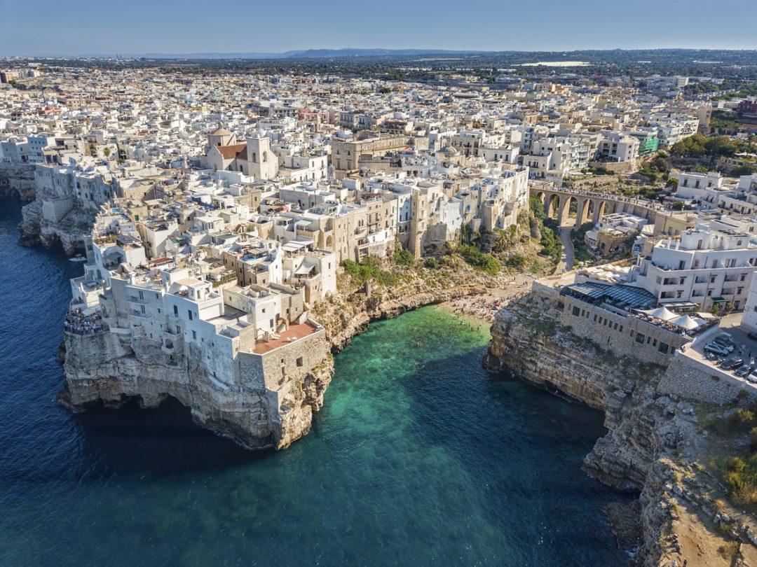Polignano a Mare, meraviglia della Puglia