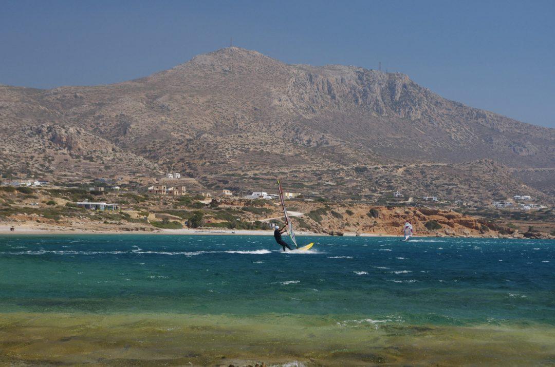 Dove fare windsurf a Karpathos