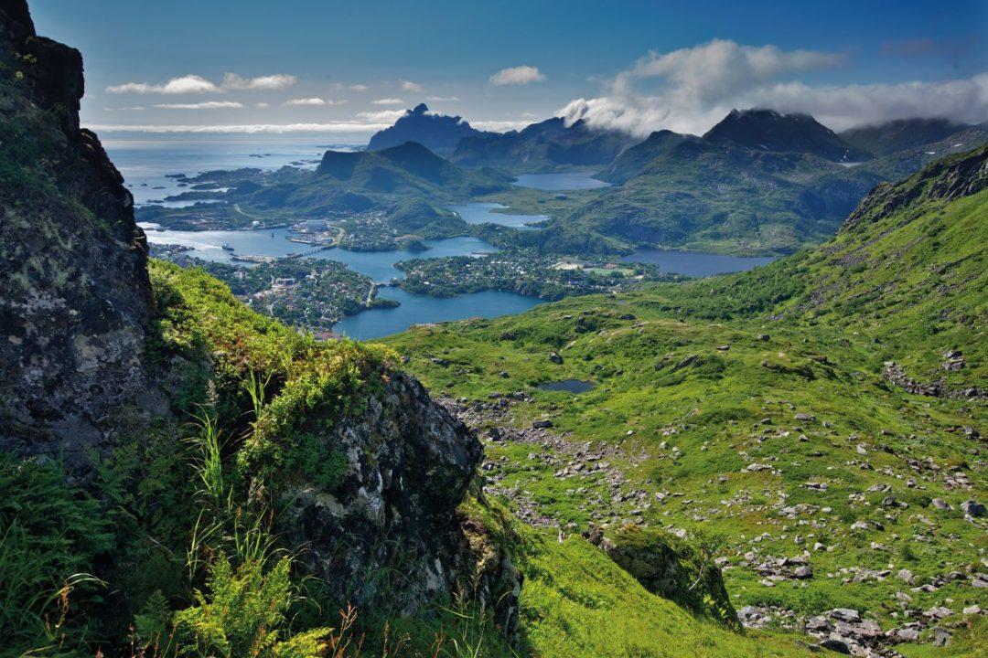 Isole Lofoten, il paradiso è a Nord