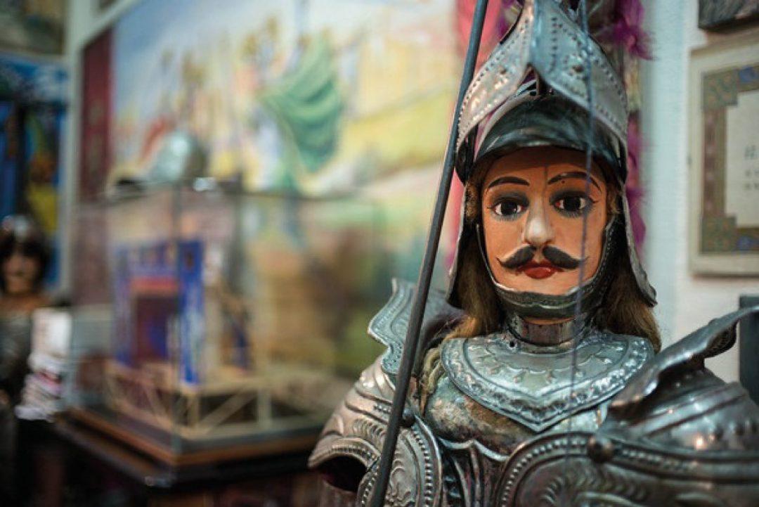 Antica bottega del puparo, Catania