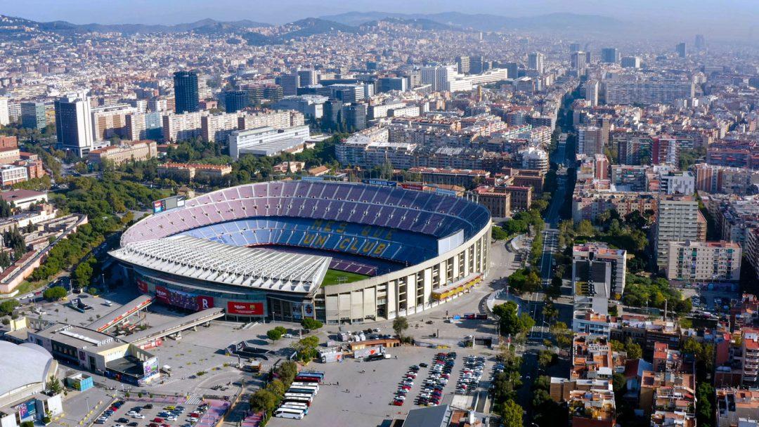 Camp Nou, Barcellona (Spagna)