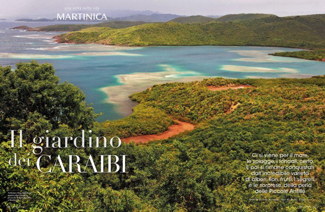 Martinica: il giardino dei Caraibi