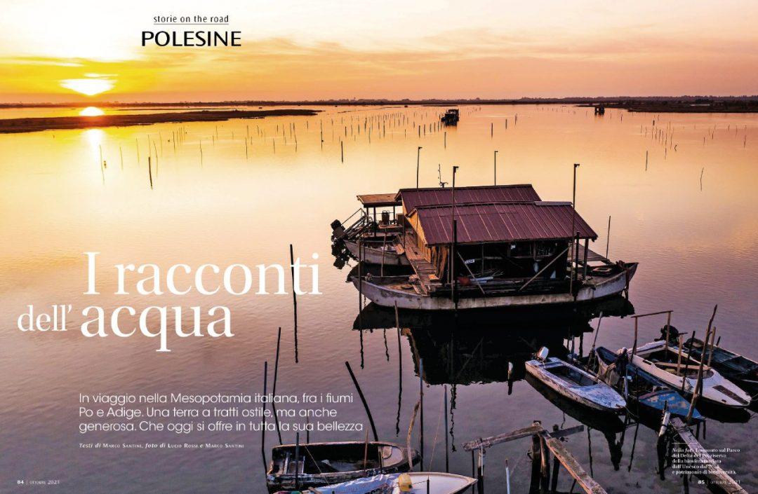 Polesine: I racconti dell'acqua