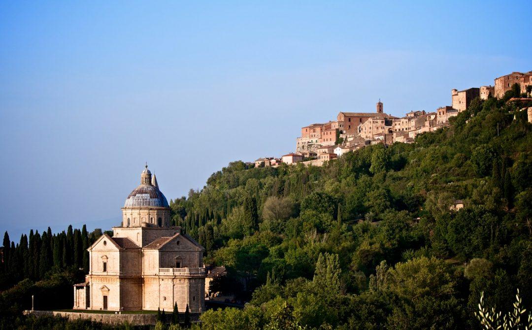 Montepulciano, Siena (Toscana)