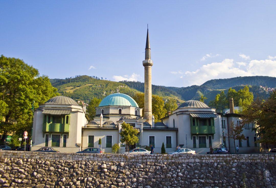 La moschea dell'Imperatore