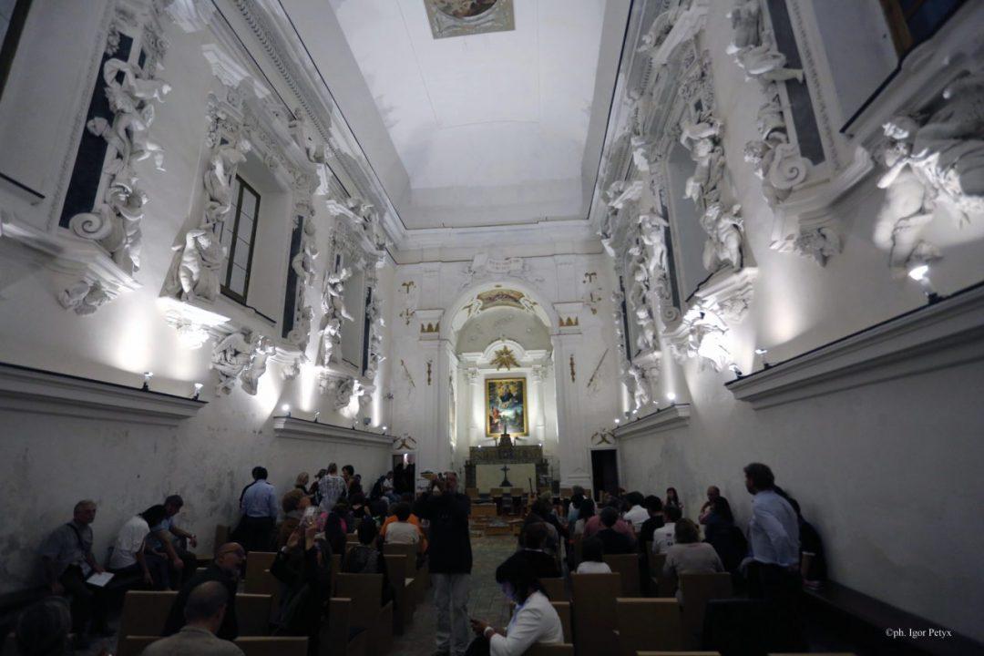 Oratorio di San Mercurio, Palermo