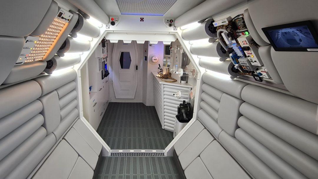 Il Museo Alien