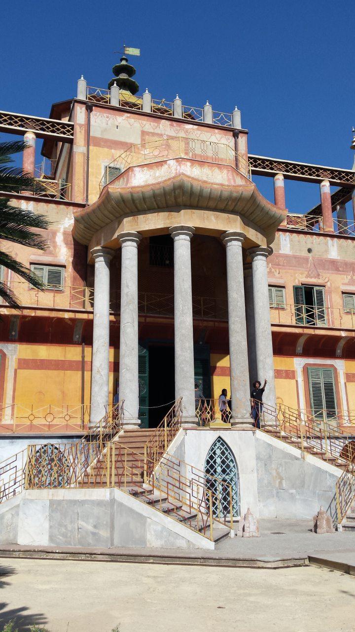 Casina Cinese, Palermo