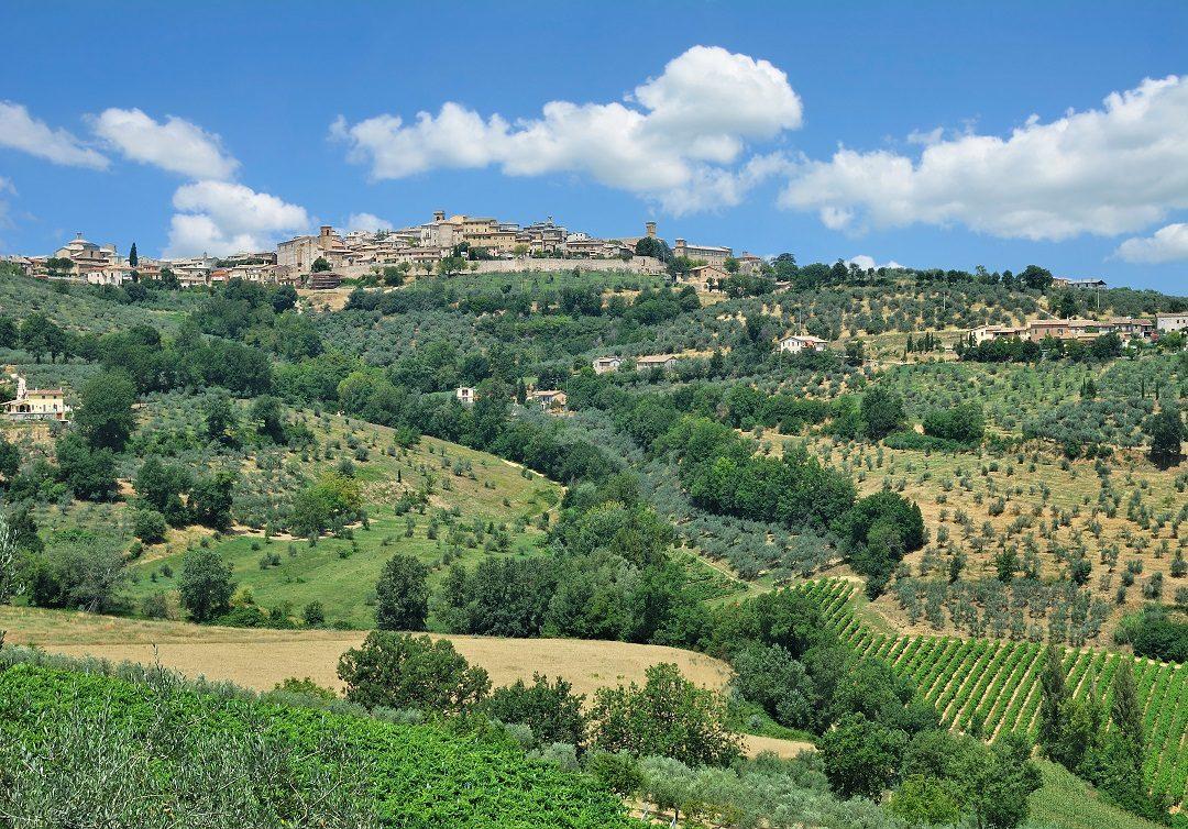 Montefalco, Perugia (Umbria)