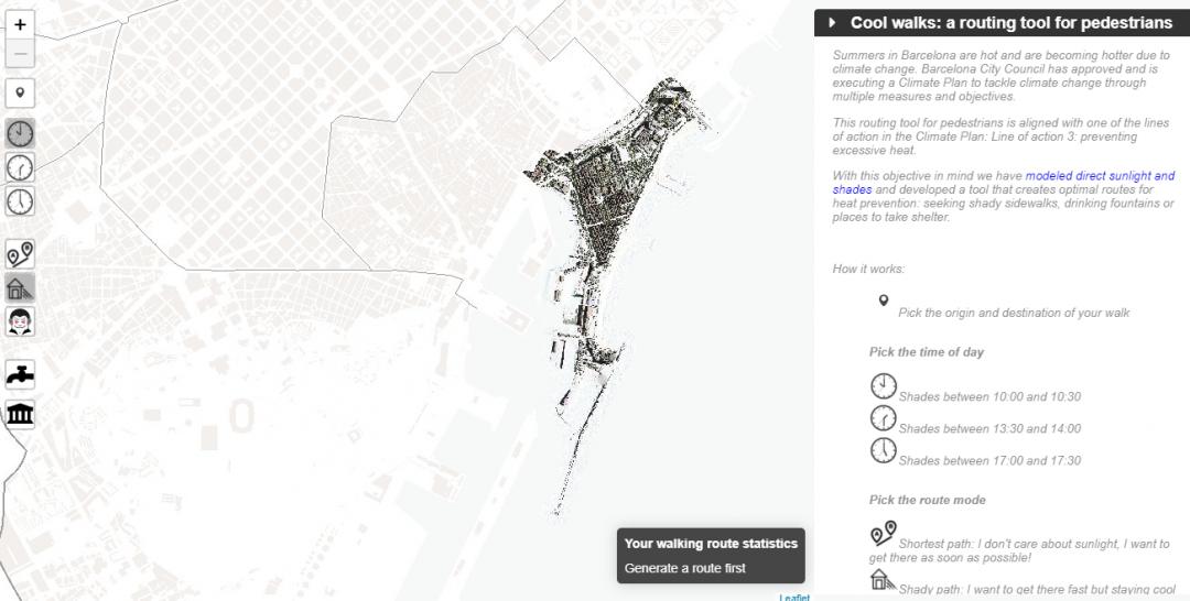 Cool Walks: alla scoperta del quartiere La Barceloneta