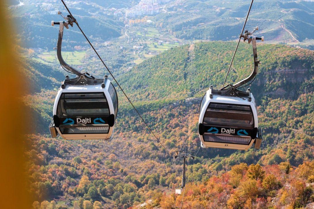 Il Parco Nazionale del Monte Dajti
