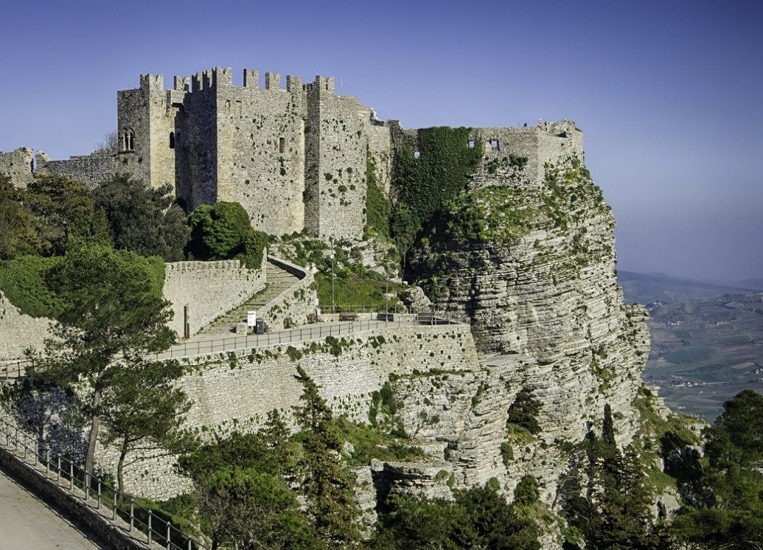 Erice, Trapani (Sicilia)