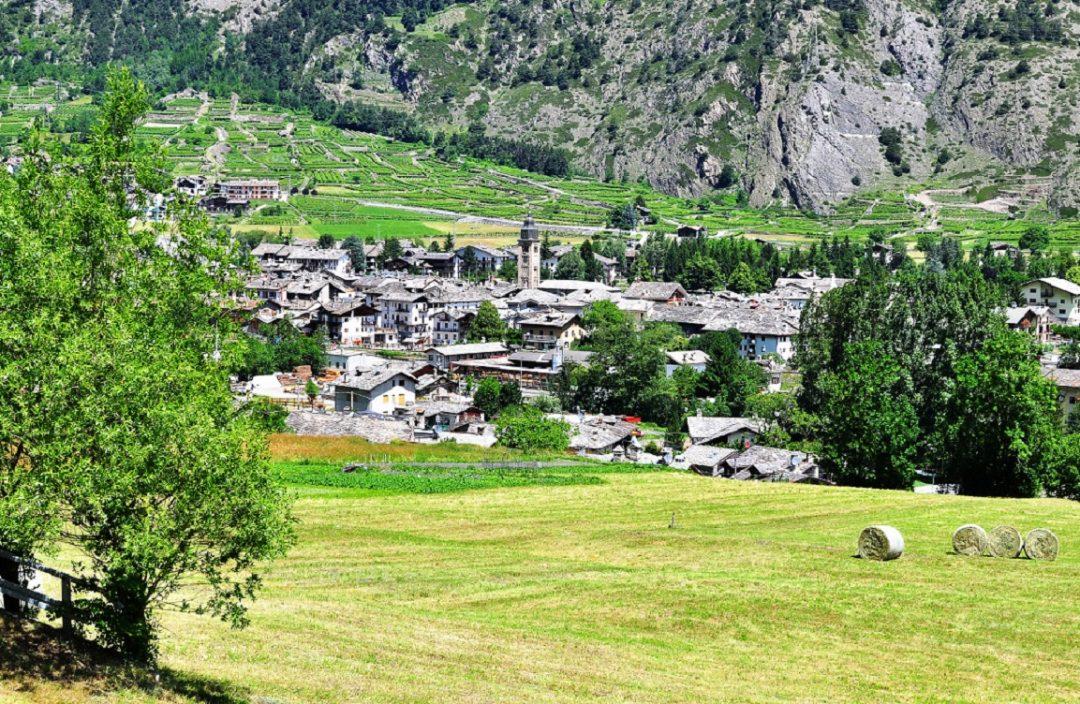 Morgex, Aosta (Valle d'Aosta)