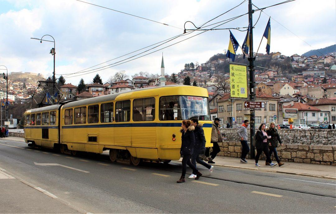 Sarajevo, la Gerusalemme d'Europa