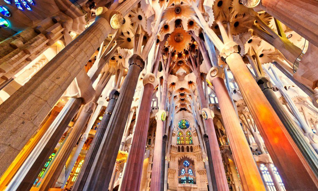Sagrada Família, Barcellona (Spagna)