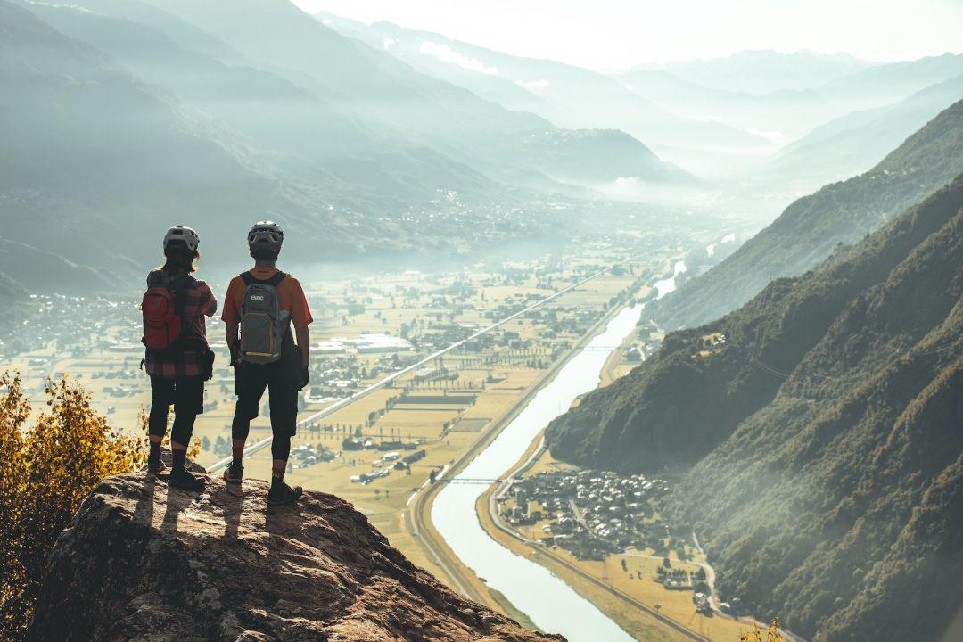 Valtellina Ebike Festival: lo scenario naturale