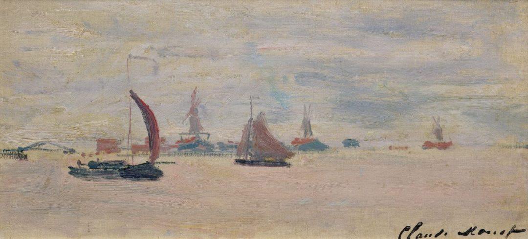 Veduta della Voorzaan (1871)