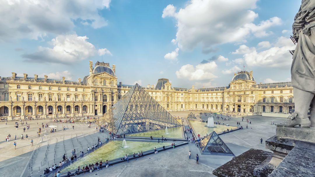 Louvre, Parigi (Francia)