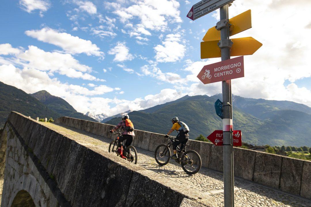 Valtellina Ebike Festival: tour Festival Ride