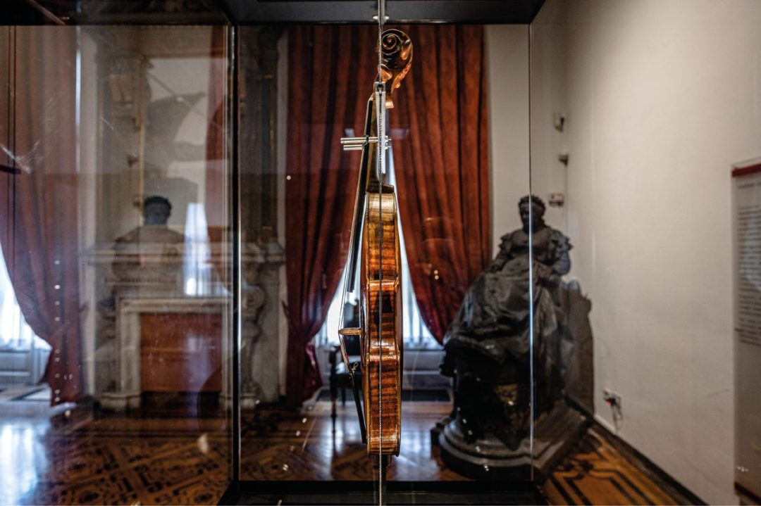 Sale Paganiniane di Palazzo Tursi