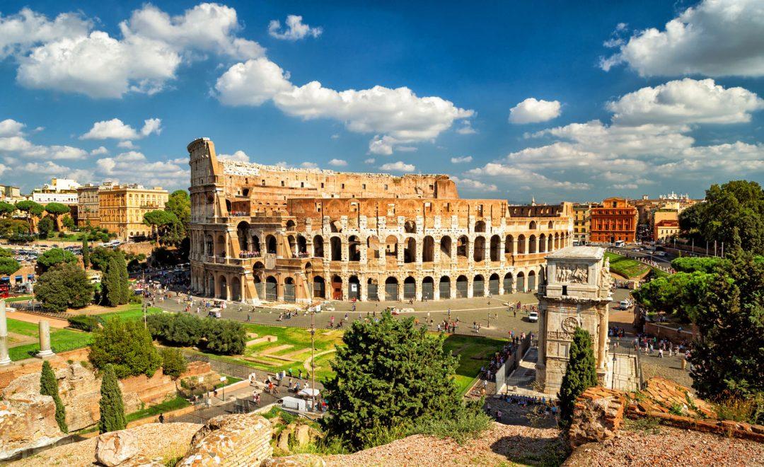 Colosseo, Roma (Italia)