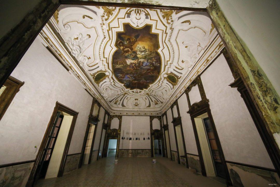 Palazzo Oneto di Sperlinga, Palermo