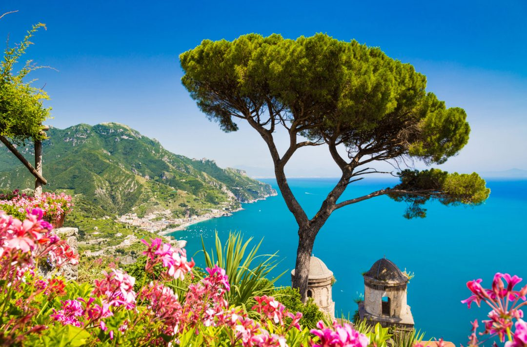 Costiera Amalfitana, Salerno (Italia)