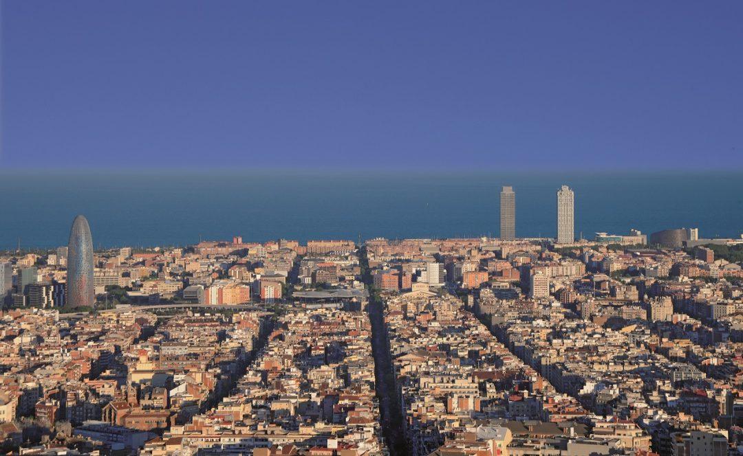 Barcelona città ideale per gli smart workers