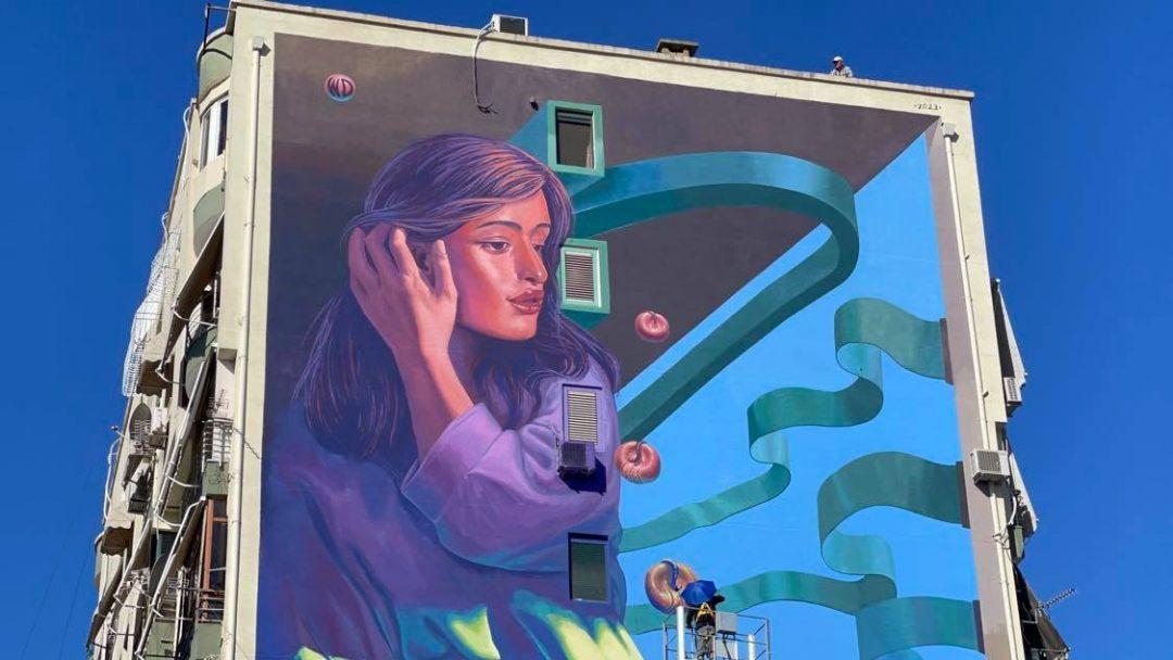 La città della street art