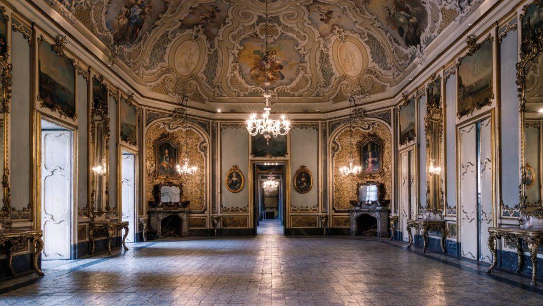 Palazzo Biscari, Catania