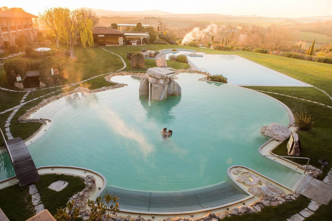 ADLER Spa Resort THERMAE, San Quirico d'Orcia, Toscana