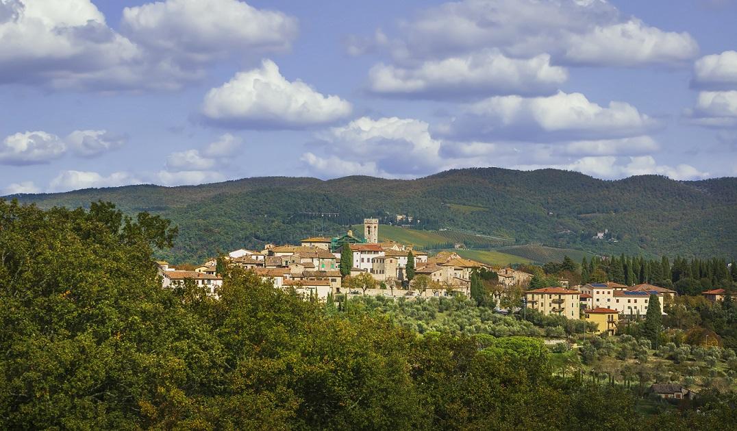 Radda in Chianti, Siena (Toscana)