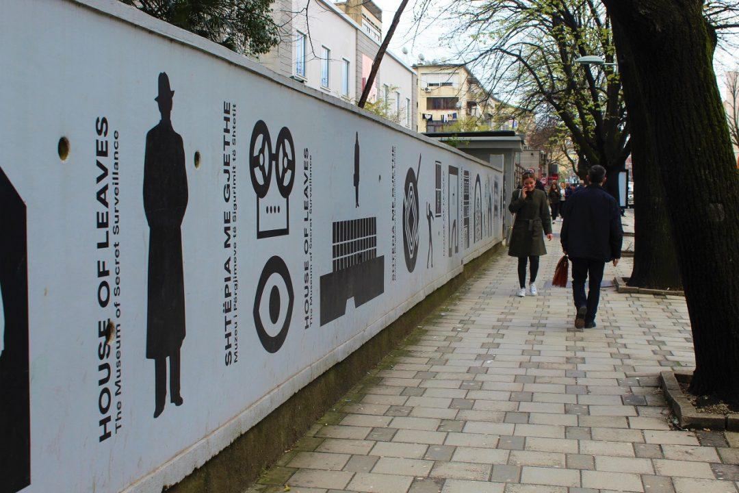 La Casa delle Foglie di Tirana è stata il Museo Europeo dell'anno 2020