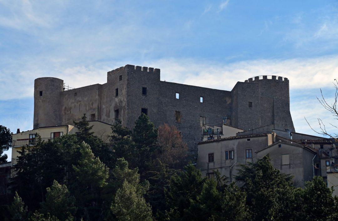 Castello di Moliterno Basilicata Giornate dei Castelli