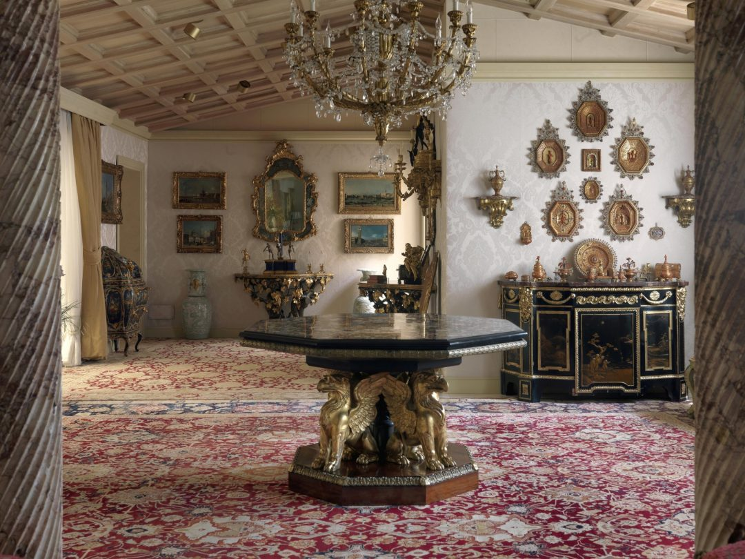 Casa Museo Fondazione Paolo e Carolina Zani Franciacorta