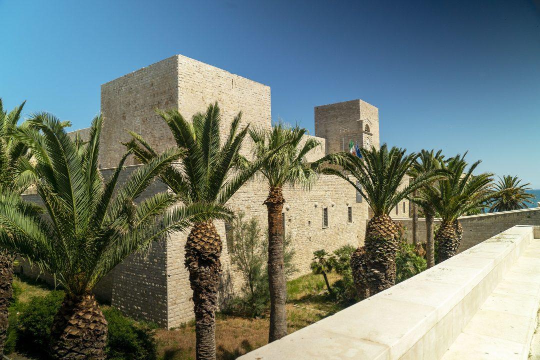 Castello di Trani Puglia Giornate dei Castelli
