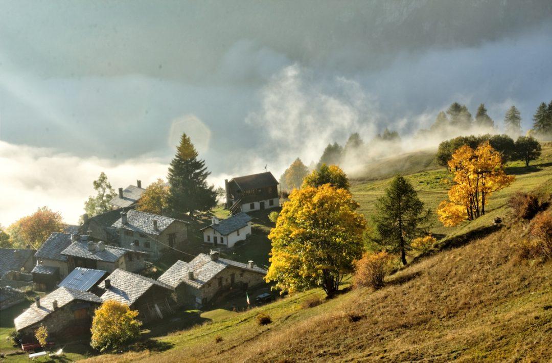 Chamois-La Magdalene, Valle d'Aosta