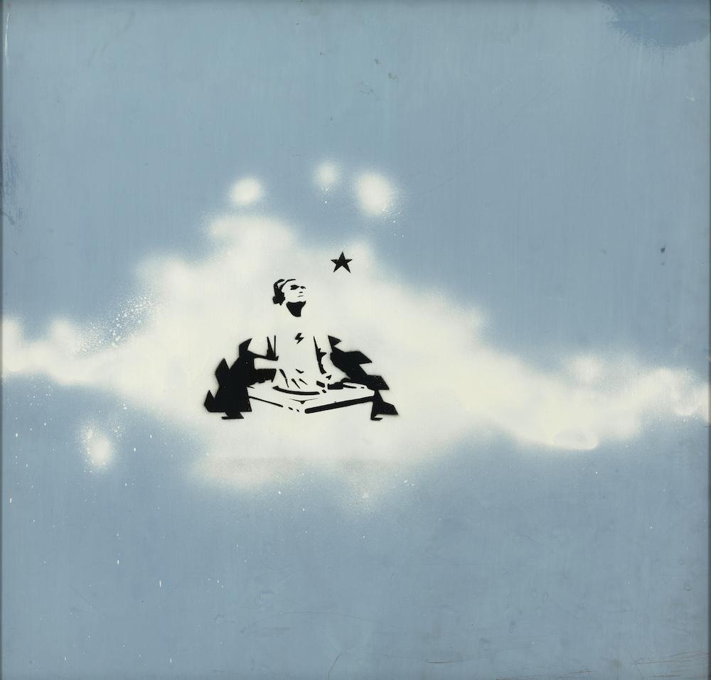 Cloud DJ Banksy