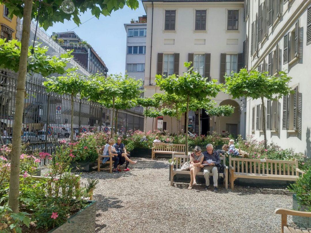 Giardini di Palazzo Reale