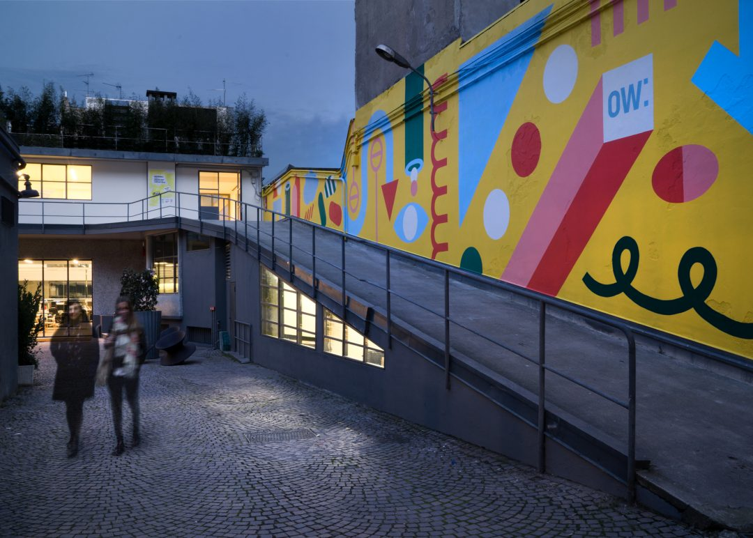 One Works - Sustainability paints the World